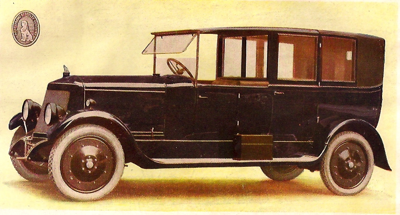 Armstrong Siddeley 30 HP car
