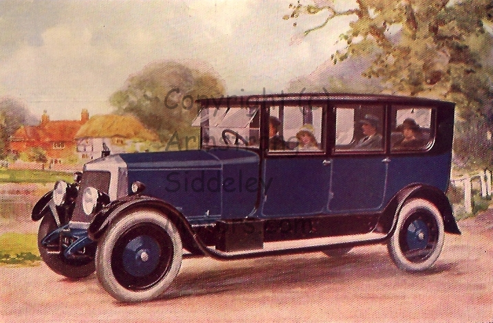 Armstrong Siddeley 30 HP