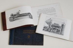 14 HP, 18 HP and 30 HP handbooks 1920-1925