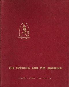 Armstrong Siddeley Evening and the Morning