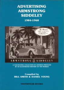 Advertising Armstrong Siddeley