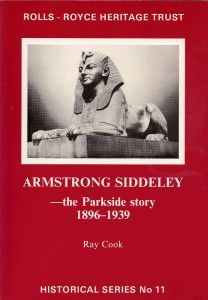 Armstrong Siddeley Parkside