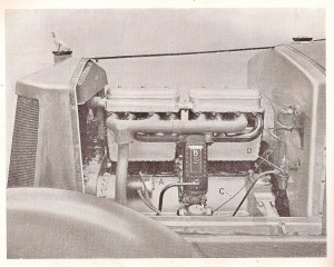 Armstrong Siddeley 30 HP engine