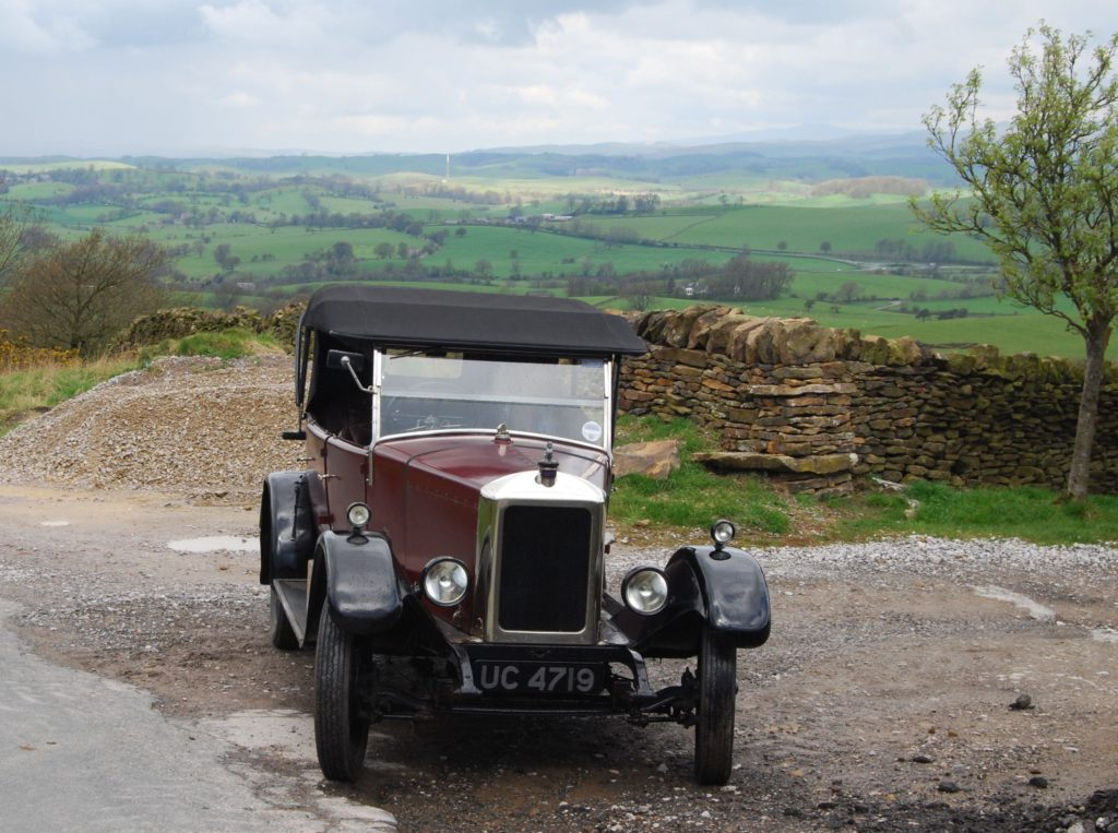 Armstrong Siddeley 14 HP 1927