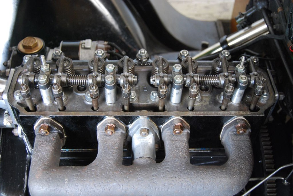 Armstrong Siddeley 14 HP engine, 1927