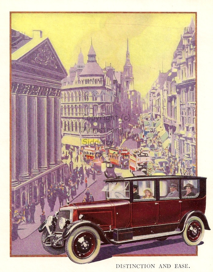 Armstrong Siddeley book