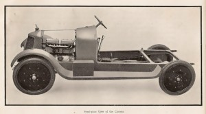 18HP chassis 1921