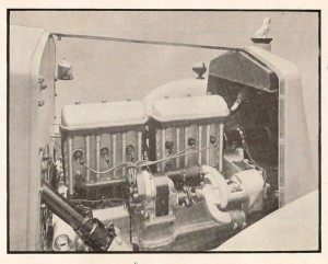 18HP car engine 1921
