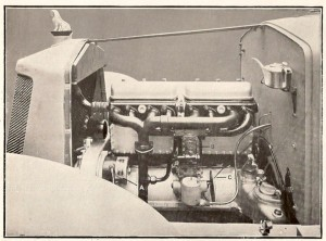 18 HP Armstrong Siddeley engine 1921