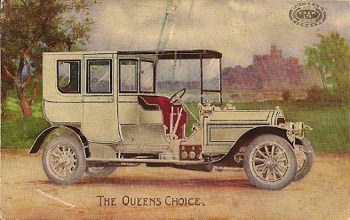 The Queen's Choice 1907