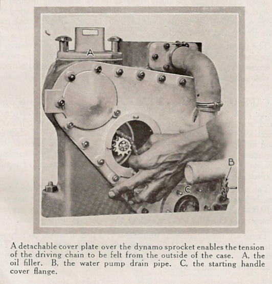 18 HP photograph from handbook 1927