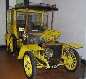 1909 Wolseley Siddeley