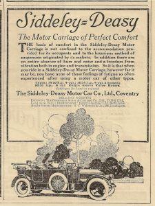1913 Siddeley Deasy